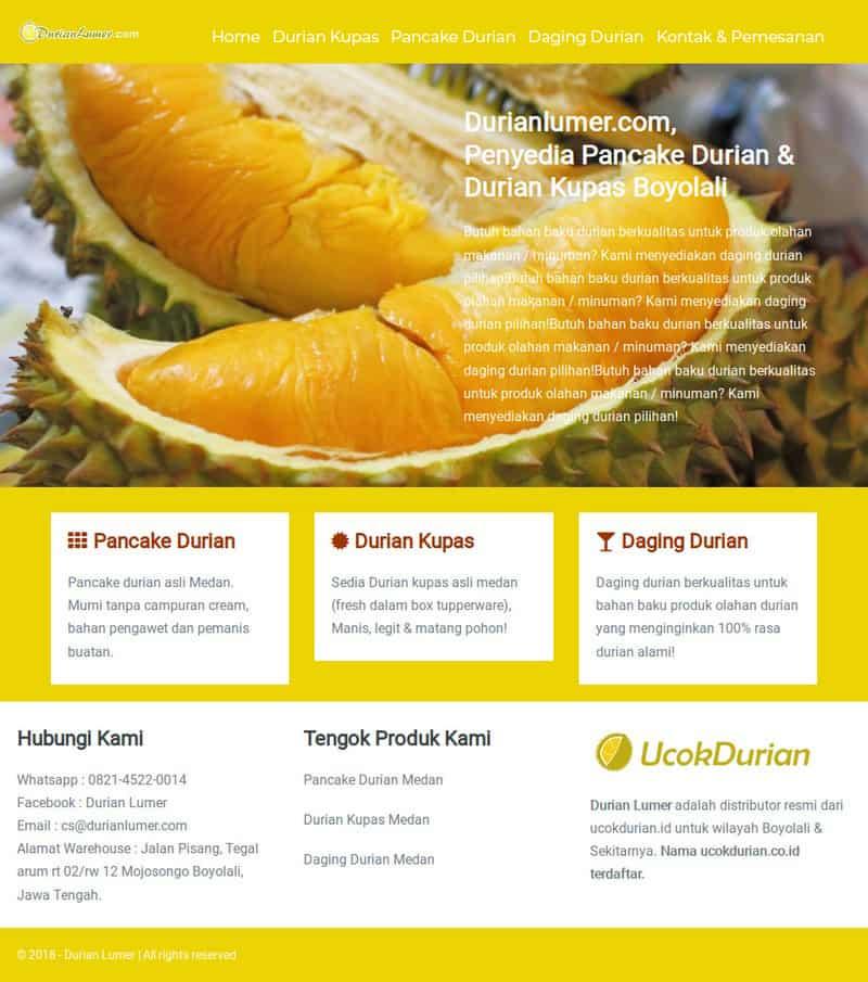 durian lumer