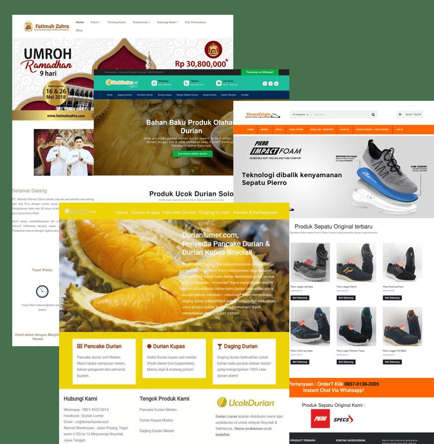 portofolio client globalcybermedia